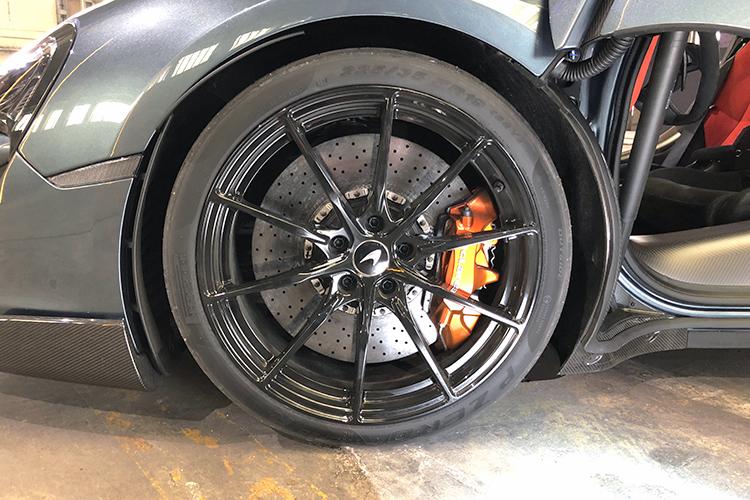 McLaren 600LT – Tyres