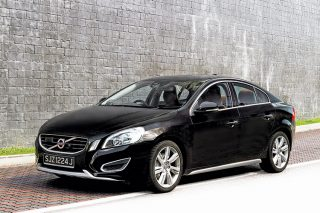volvo s60 t6 front