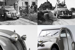 It was 70 years ago at the 1948 Paris Motor Show in the heart of France that the legendary 2CV, the most popular of Citroens, was unveiled for the first time.