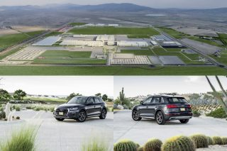 Audi is the world's first premium manufacturer to produce automobiles completely free of wastewater, by using a new multi-stage water treatment process that saves 100,000 cubic metres of water each year during car production.