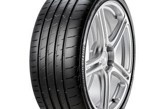 Bridgestone Potenza S007A front left