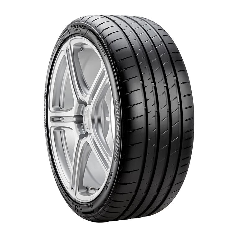 Bridgestone Potenza S007A front right
