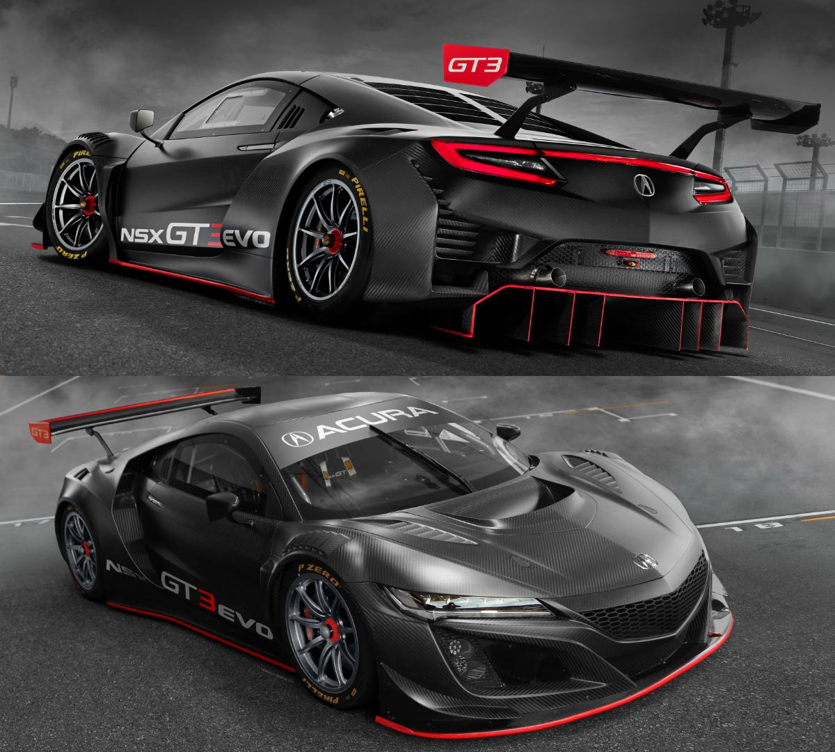 Honda NSX GT3 Evo To Compete On Racetracks Around The