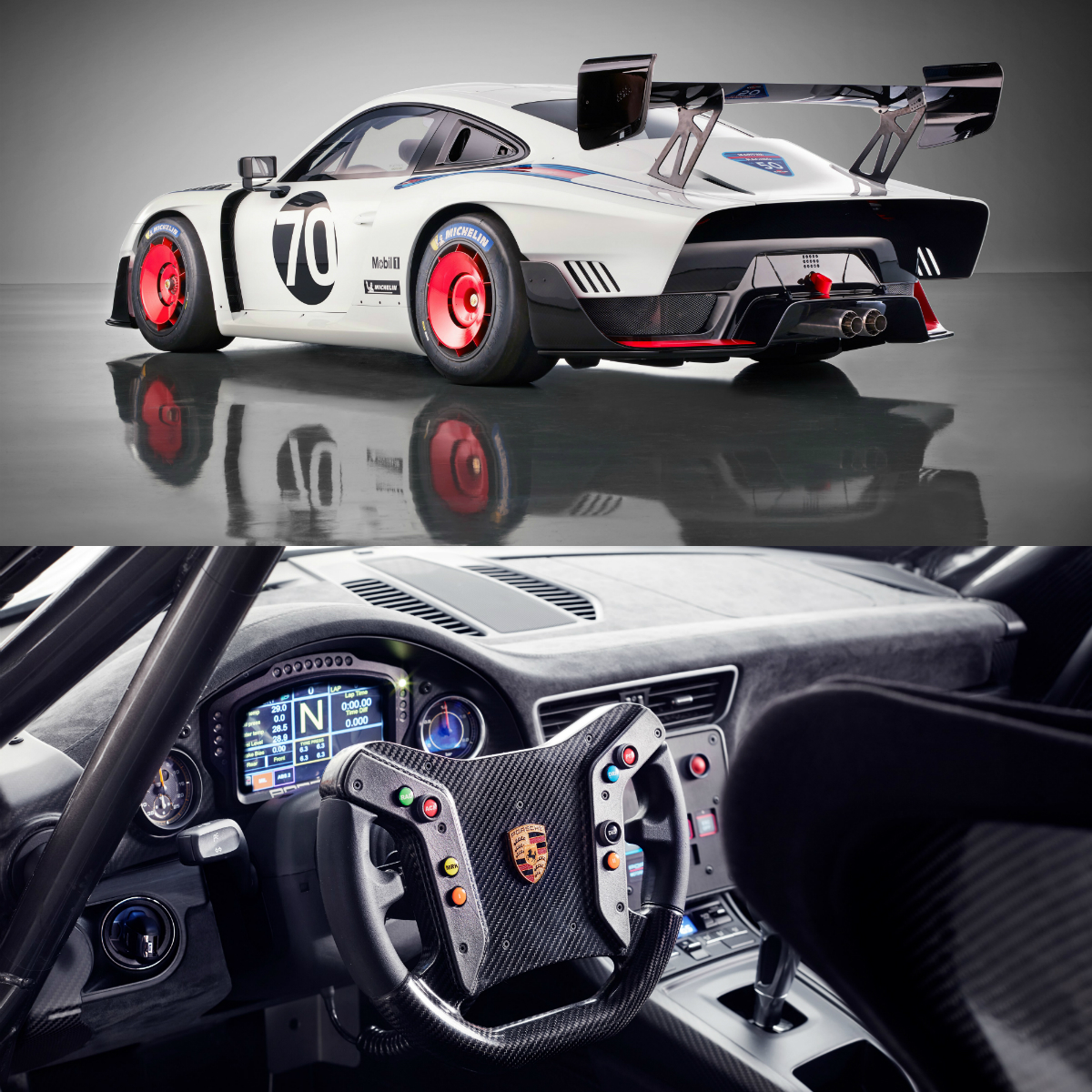 Porsche Unveils Exclusive New Edition Of 935 Racing Car