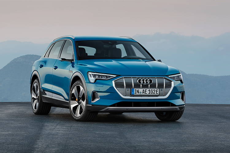 Audi E Tron Is The German Carmaker S First Pure Electric Vehicle