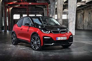 bmw i3s front