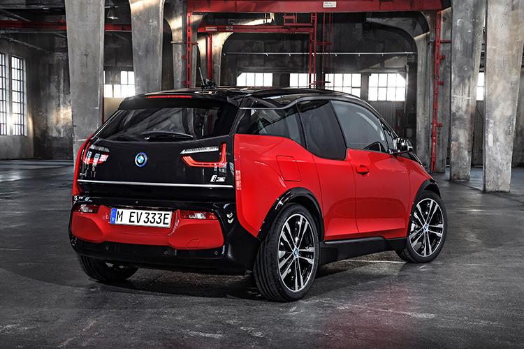 BMW i3s – Rear