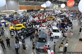 cars@expo rewards early-bird car buyers