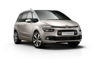 citroen grand c4 spacetourer front