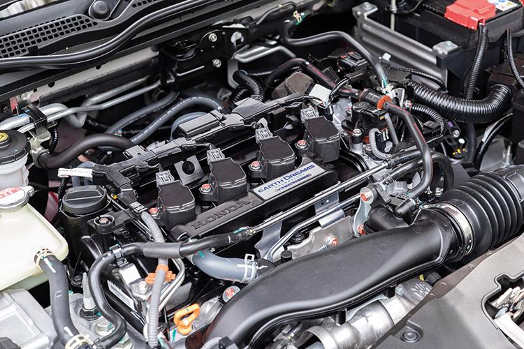 Honda Civic – Engine