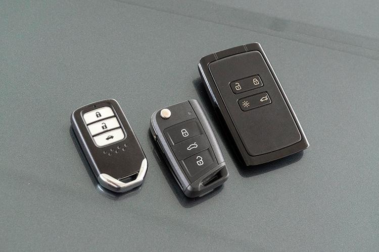 Honda Civic, Skoda Octavia and Renault Megane Sedan – Keys