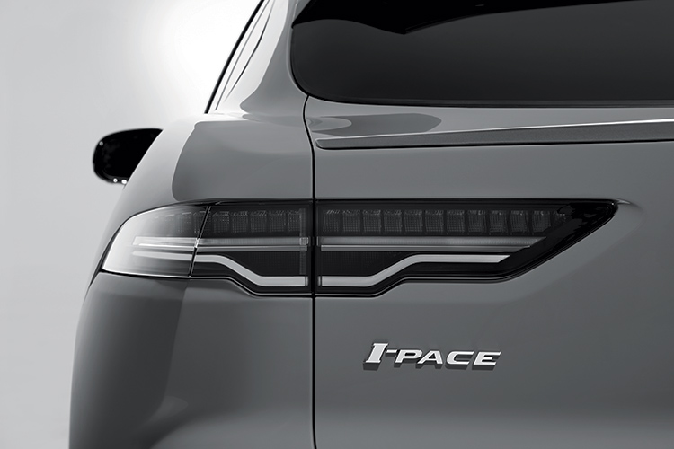 jaguar i-pace badge