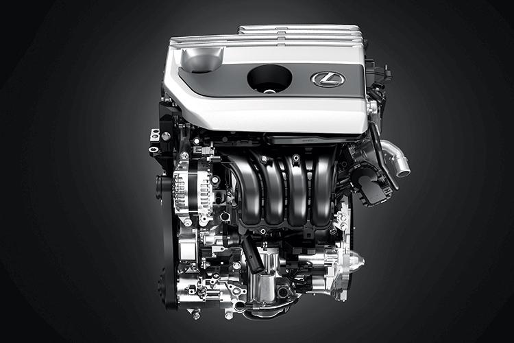 lexus ux engine