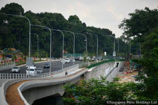 lornie highway opens