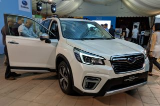 subaru forester front 2