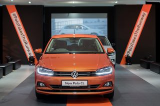 new volkswagen polo launched in singapore