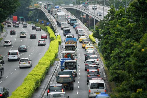 air pollution isn't caused by cars