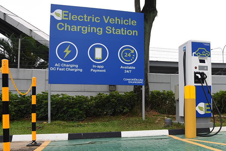 singapore budget 2020 new ev initiatives