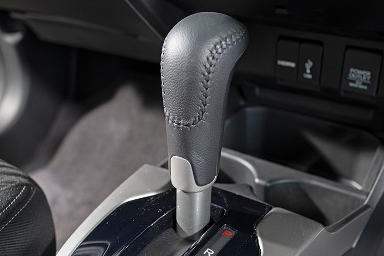 Honda Jazz – Gearbox
