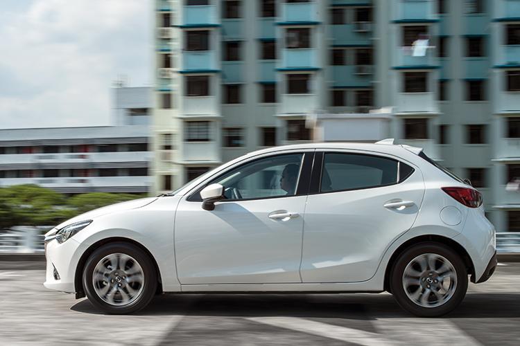 Mazda 2 – Ride & Handling