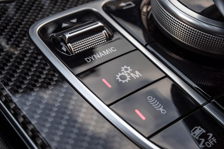 mercedes-amg c43 dynamic select