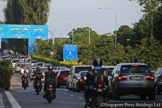 motorcycle tolls at the second link to be scrapped