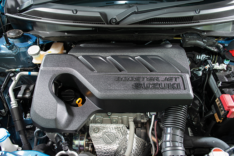 Suzuki Swift – Engine