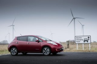 Electric car subsidies