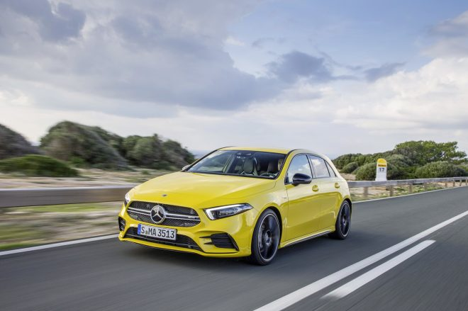 New Mercedes Benz AMG A35