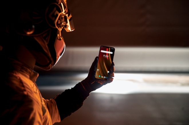 OnePlus 6T McLaren Edition phone