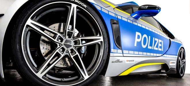 AC Schnitzer BMW i8 AC1 wheels