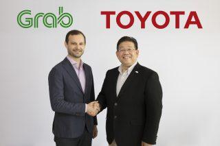 Grab Toyota