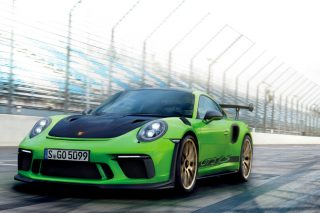 Forged from the fires of motorsport, the Porsche 911 GT3 RS is engineered to dominate both the road and racetrack.
