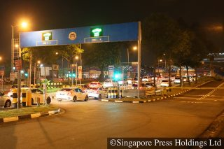 avoid woodlands checkpoint tomorrow
