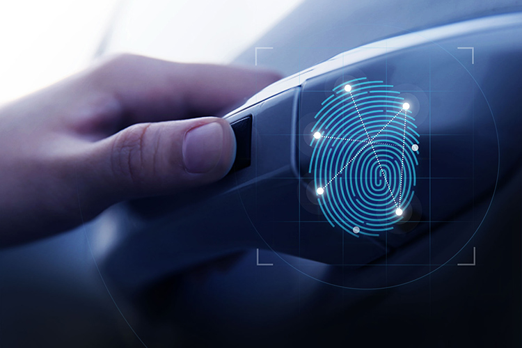 fingerprint technology now in hyundai cars 1