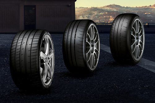 goodyear eagle f1 supersport tyres
