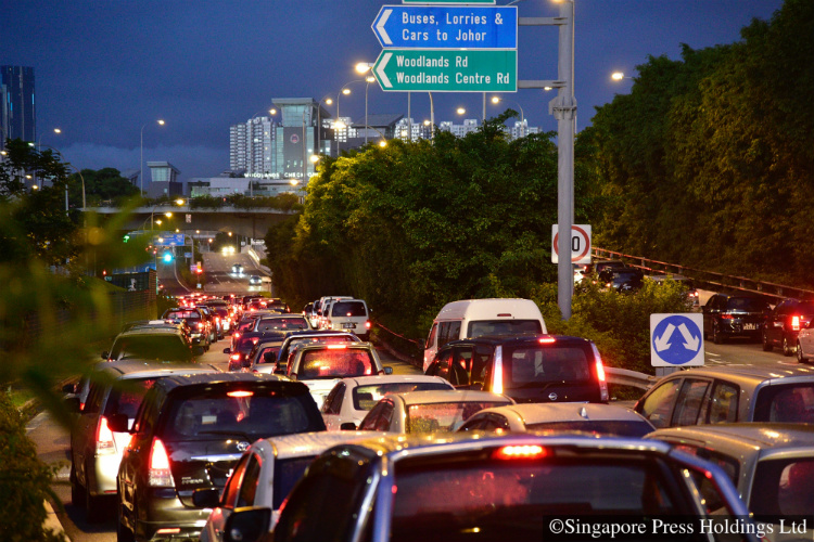heavy traffic at checkpoints till january 1 2019