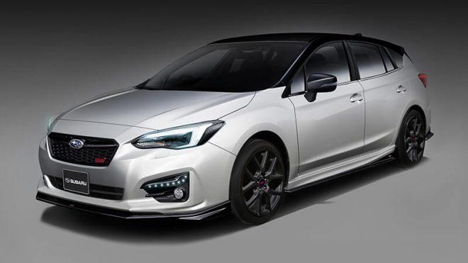 2019 Subaru Impreza STI concept