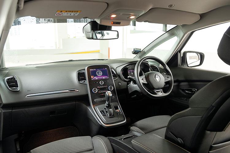 Renault Scenic – Cockpit