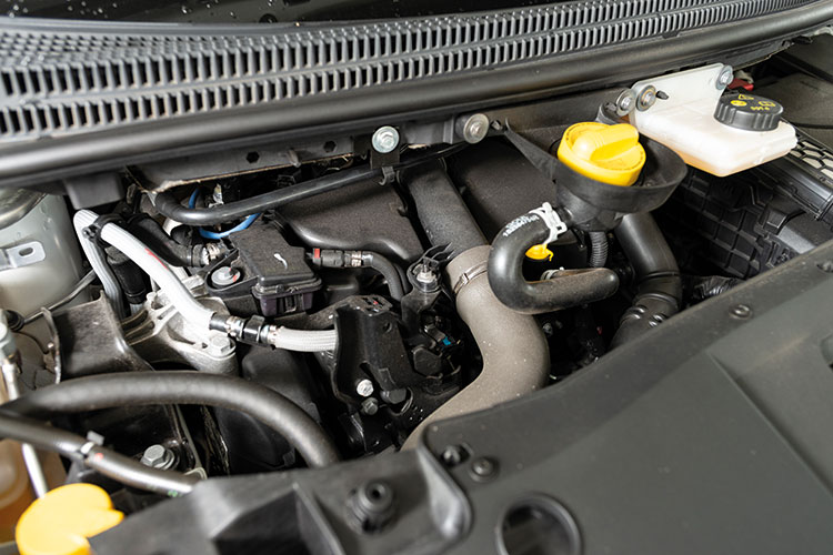 Renault Scenic – Engine
