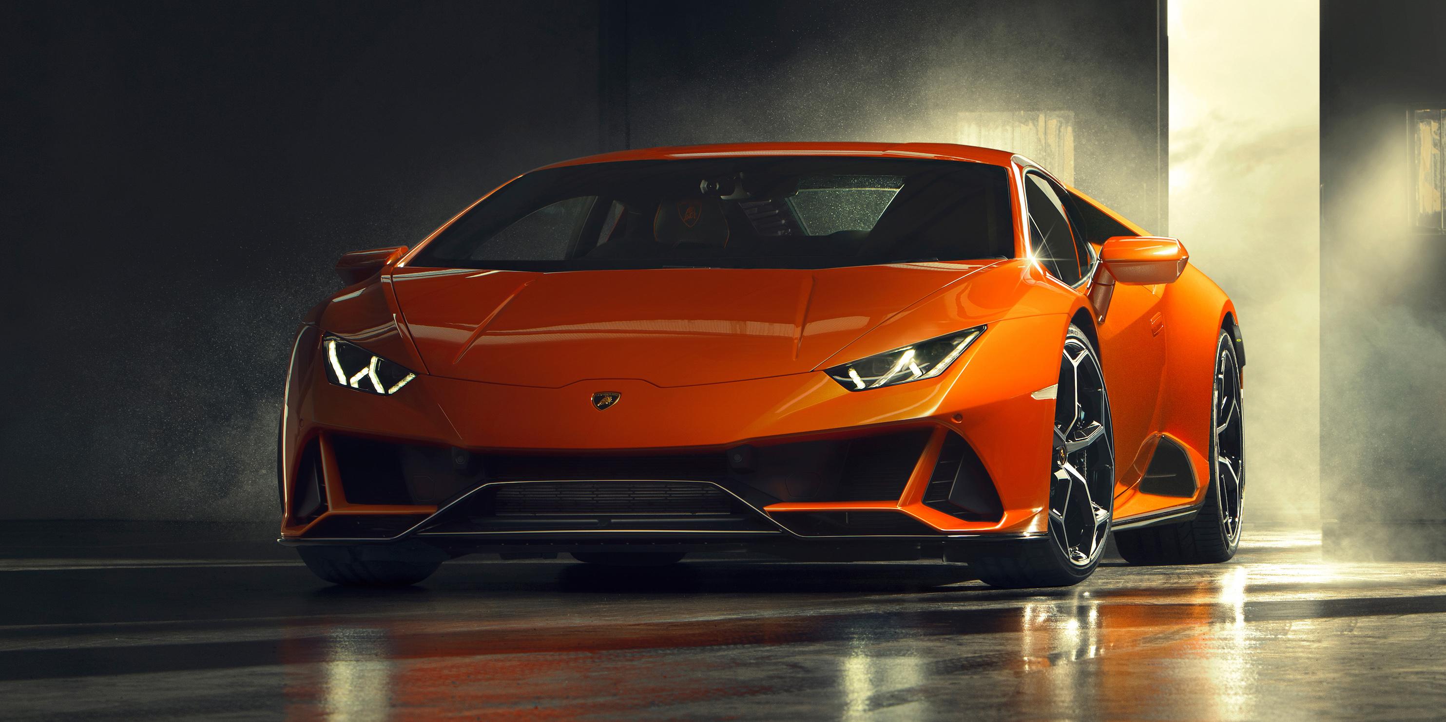 The New Lamborghini Huracan Evo Is A Kinder Performante Torque