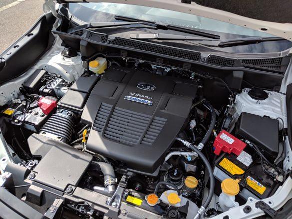 Subaru Forester e-Boxer hybrid showcased in Singapore | Torque