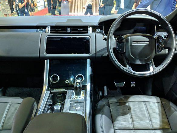 Range Rover Sport P400e