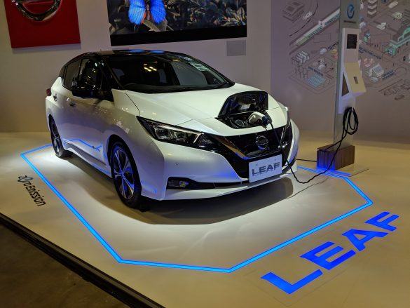 Nissan to electrify all its cars in Singapore by 2022 | Torque