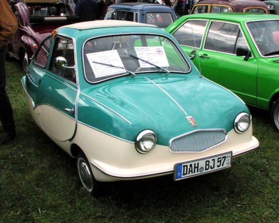 Fuldamobil S7