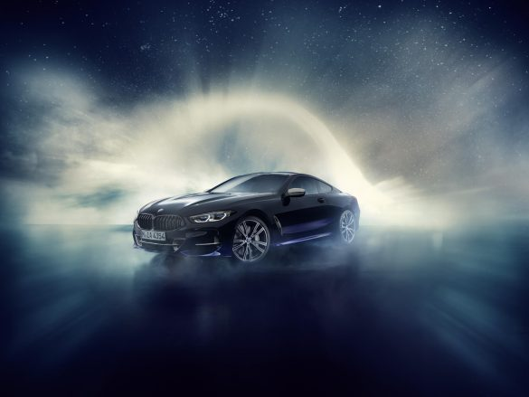 BMW M850i Night Sky