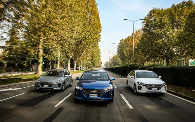 Hyundai Motor Group electric vehicles