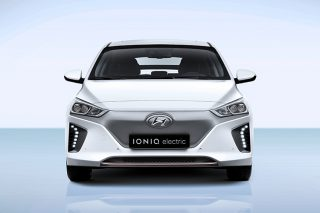 hyundai ioniq electric main