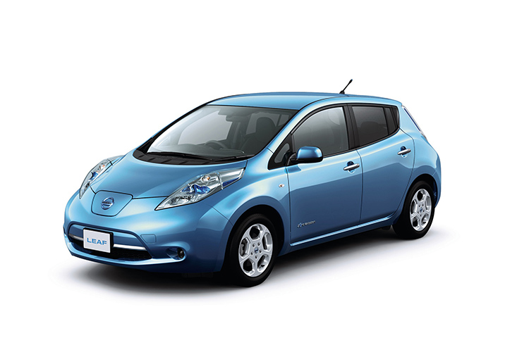 nissan leaf first gen model