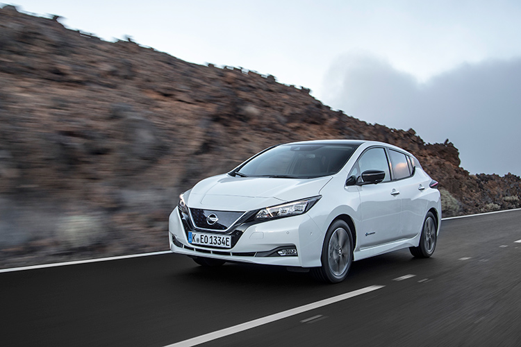 nissan leaf main